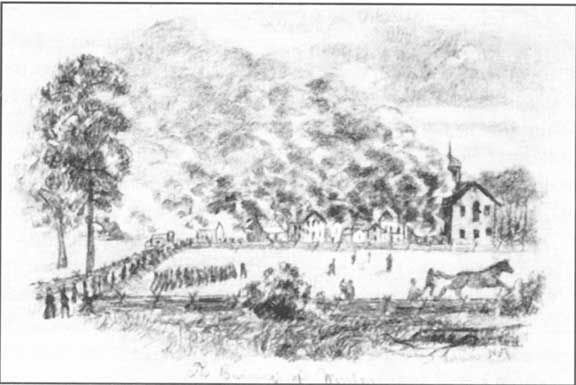 February 20, 1862: Union troops burned Winton, a small village in Hertford County overlooking the Chowan River