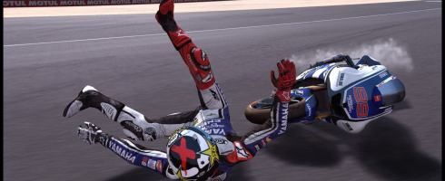 MotoGP 13    http://gg3.be/2013/04/28/motogp-13-to-return-on-pc-in-june-system-requirements-revealed/    GG3 receives the latest news for MotoGP. After a few years of absence, Milestone Studio will pick up the sports license again. Also after a few years of exclusion, a PC version of the game was announced. System requirements were revealed for the game.