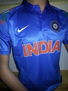 Nike India Odi Cricket Shirt 2013 Shirts India Cricket