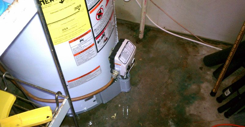 A Water Heater Leaking From The Bottom Is Not Always An Indication Of Tank Failure Before You Resign Yoursel Hot Water Heater Water Heater Water Heater Repair