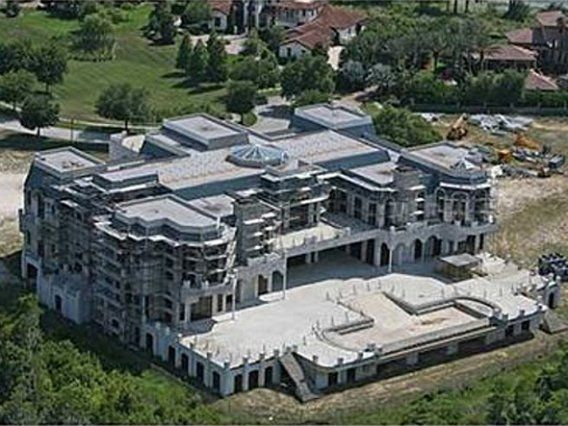 The 10 Largest Homes In America Houses In America Mansions Mega Mansions