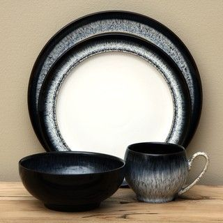 Denby Halo 16-piece Dinnerware Set & Denby Halo 16-piece Dinnerware Set | decor | Pinterest | Dinnerware ...