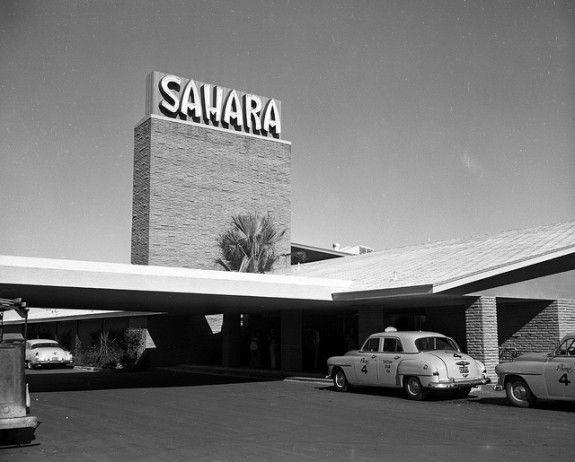 SAHARA, LAS VEGAS - Photo Friday in Las Vegas: So Long, Sahara...