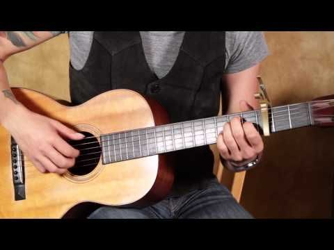 James Taylor Fire And Rain How To Play On Acoustic Guitar Lesson