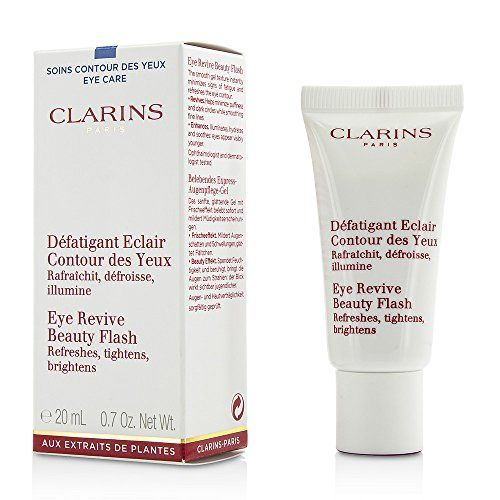 Introducing Clarins by Clarins Beauty Flash Eye Revive20ml07oz  Package Of 6 . Get Your Ladies Products Here and follow us for more updates!