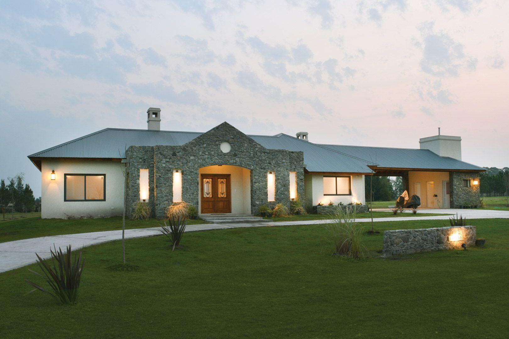 Arquinova casas fredi llosa pinterest llosa portal for Portal de arquitectos casa de campo
