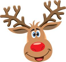 Image Result For Pictures Of Reindeers Dibujos De Renos Renos Navideños Arte De Navidad