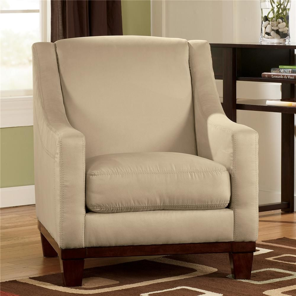 Best Fusion Khaki Accent Chair By Signature Design By Ashley 400 x 300