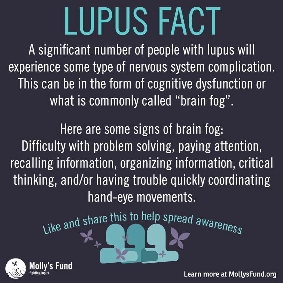Lupus  Lupusfacts  Spreadtheword  Lupusawareness