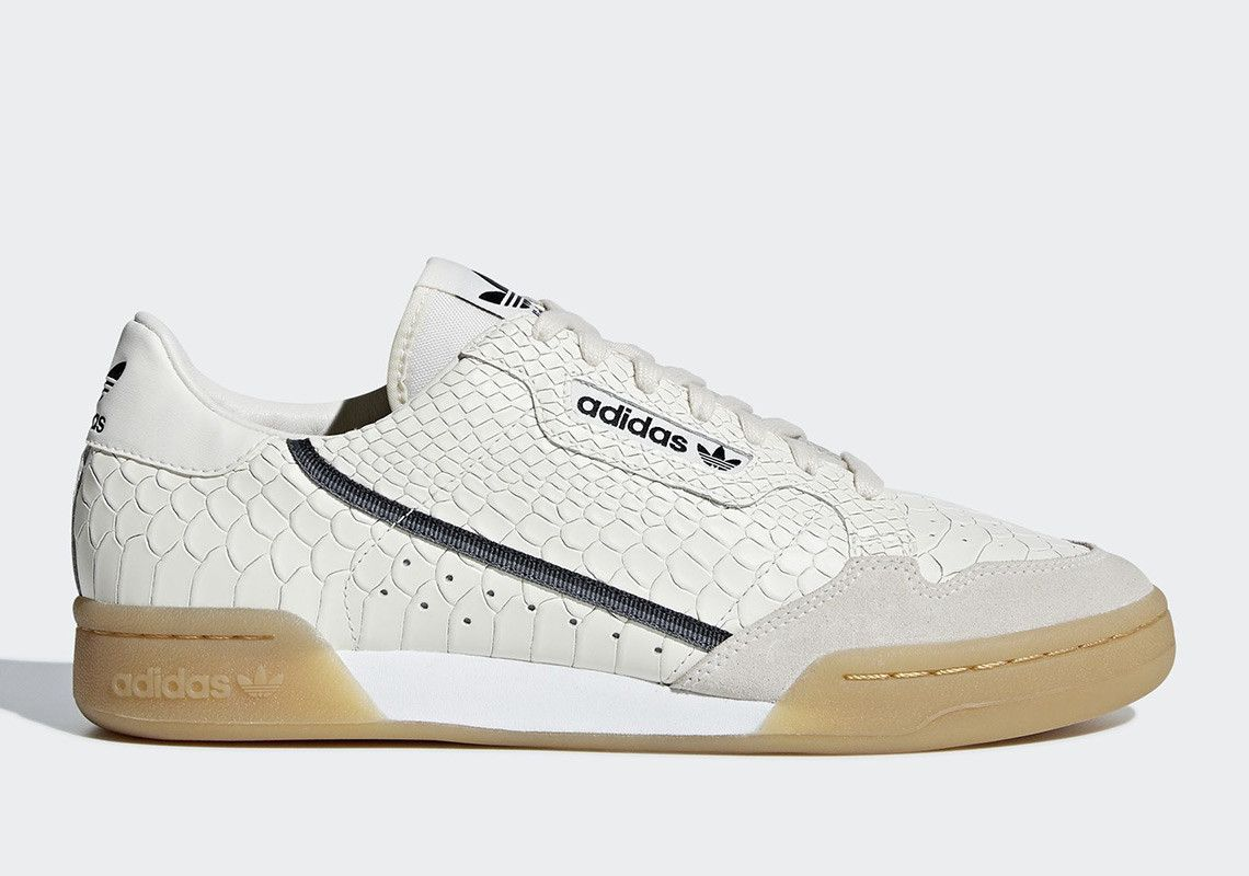 adidas Is Adding Python Skin To The Continental 80 | Adidas