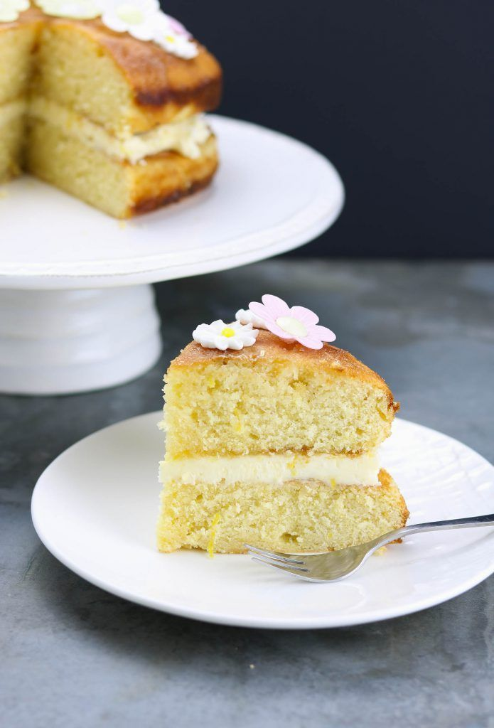 Lemon Drizzle Birthday Cake Recipe Lemon Drizzle Lemon Drizzle