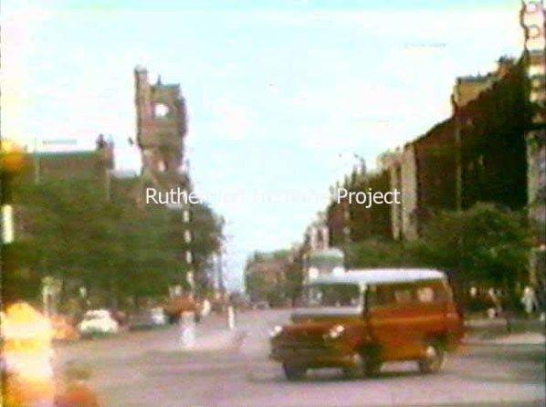 Main Street 1964 Rutherglen Glasgow Glasgow Scotland