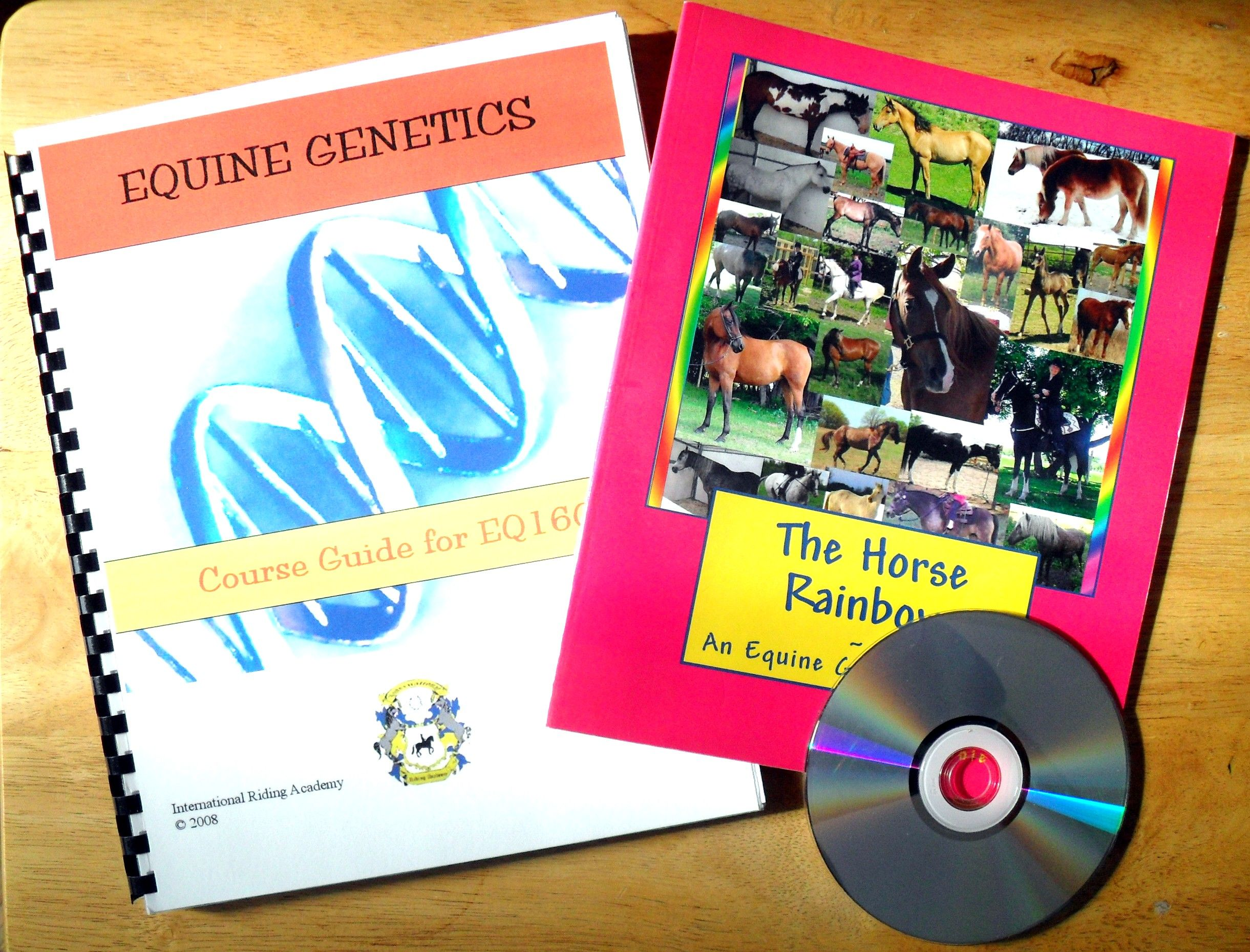 Equine Genetics Needed For Rider 3 Via Correspondence