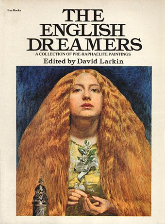'The English Dreamers: A Collection Of Pre-Raphaelite Paintings' (Pan Art Books, 1975).