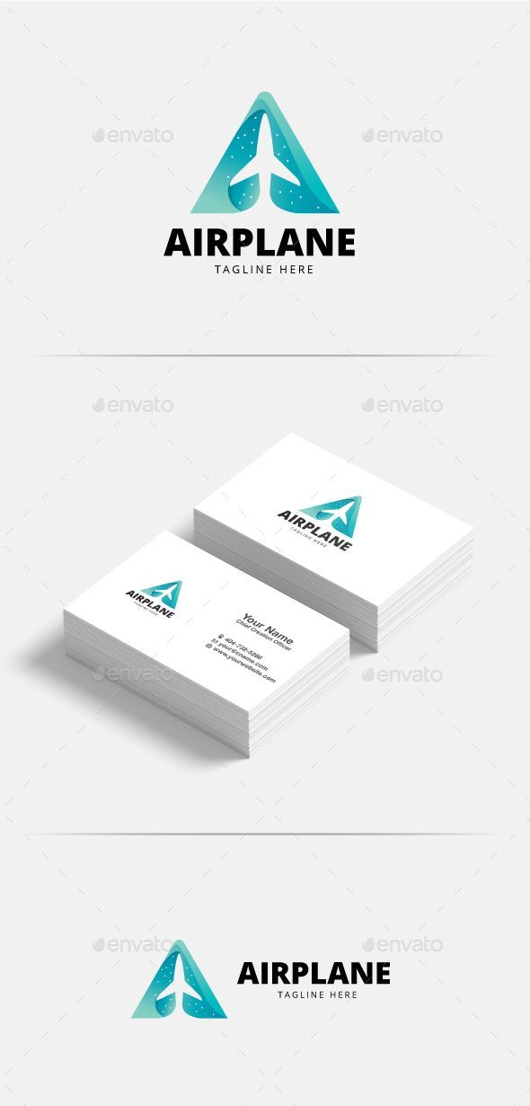 Letter A Airplane Logo Letters Logo Templates Download Here Graphicriver Net Letter Logo Logo Templates Letter Logo Inspiration