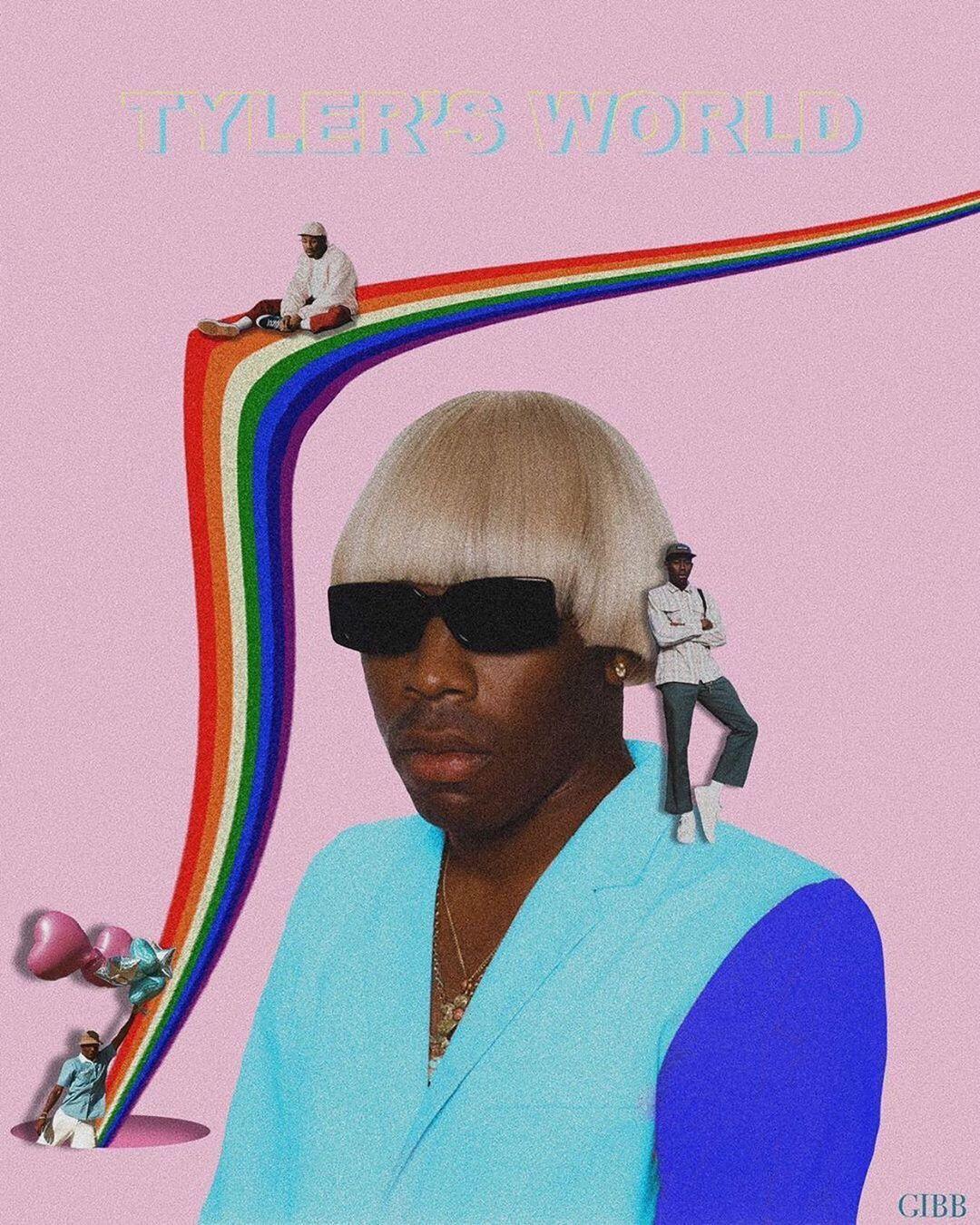 Tyler Is Art On Instagram Favorite Song On Igor Pc Editsbygibb Tyler The Creator Wallpaper Tyler The Creator Tyler