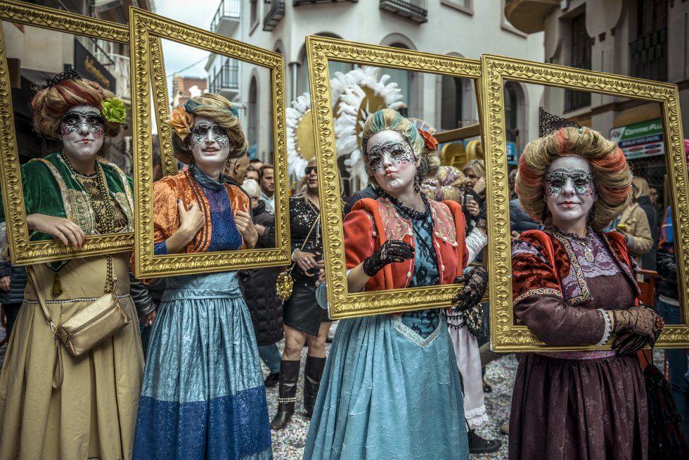 Fotos 15 carnavales españoles que no te puedes perder