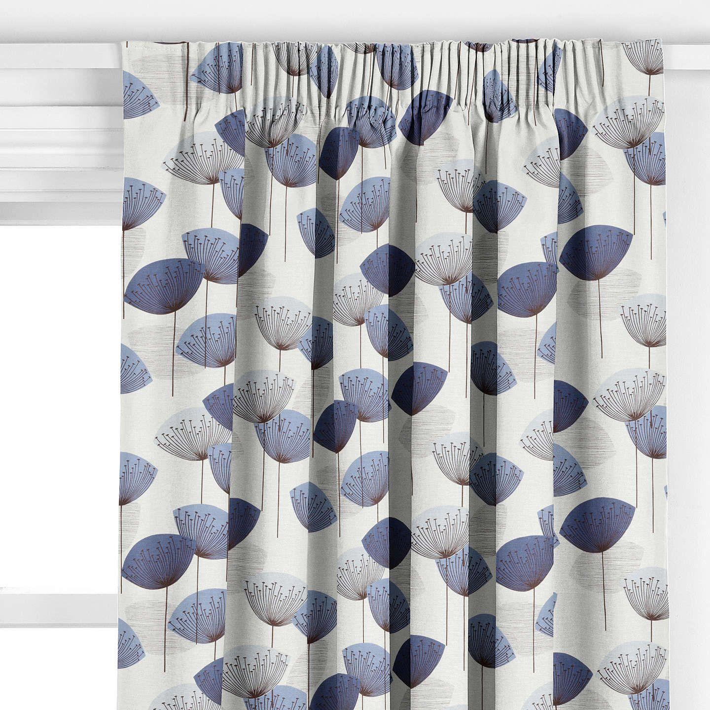 Sanderson Dandelion Clocks Curtain