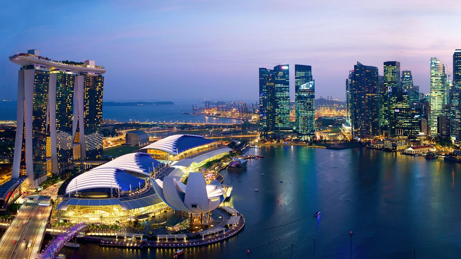 marina bay singapore is the centre of all things modern and super  - marina bay singapore is the centre of all things modern and superstylish
