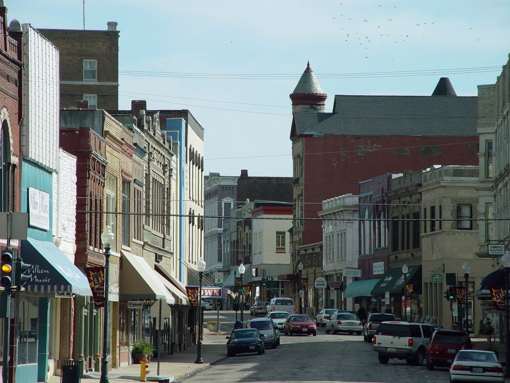 Restaurants On Main St St Charles Mo