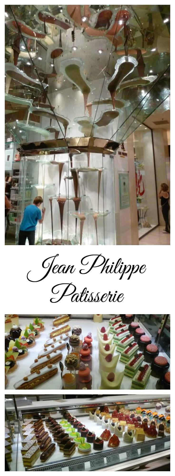 Aria & Bellagio Patisseries: Jean Philippe Out Las vegas bakery, Bellagio vegas, Vegas bakery