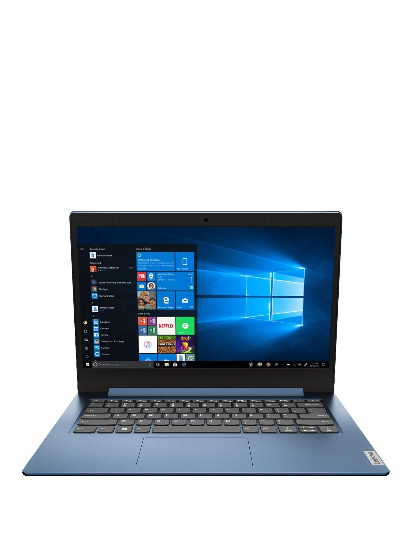 Ideapad Slim 1 Amd A4 64gb Emmc Ssd 14