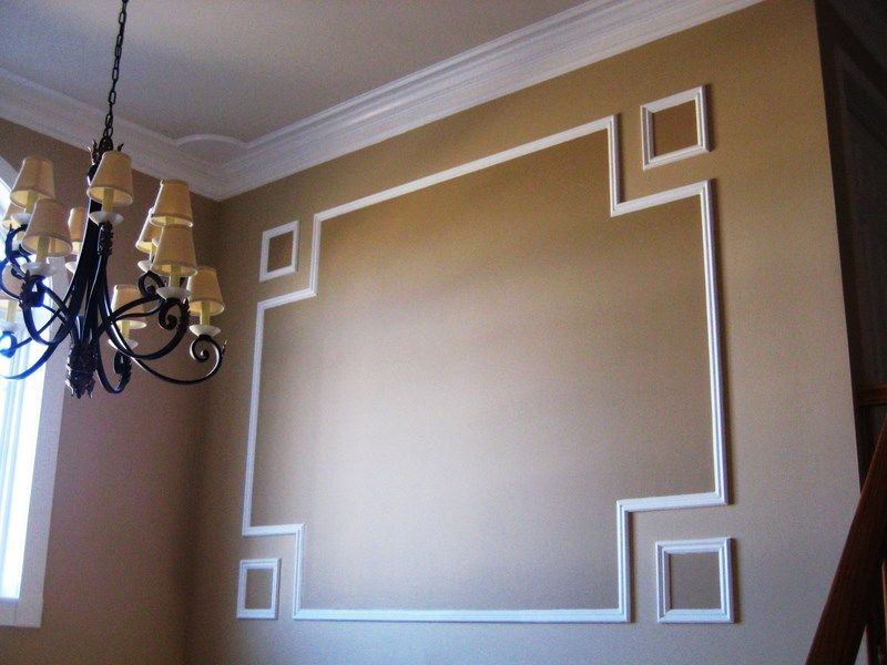 Trim Boxes Walls Foyer - Yahoo! Search Results