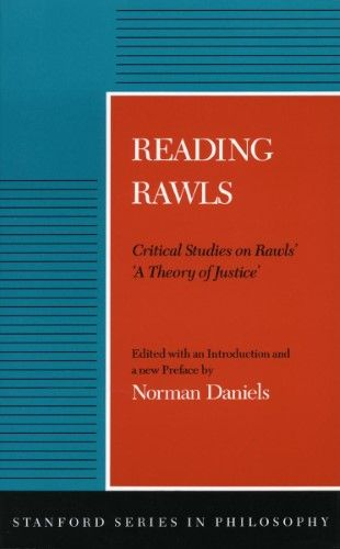 Reading Rawls Critical Studies On Rawls A Theory Of Justice Books To Read Reading Kindle Reading