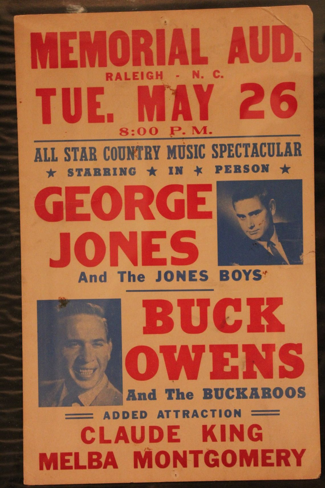 Texas Country Music Posters