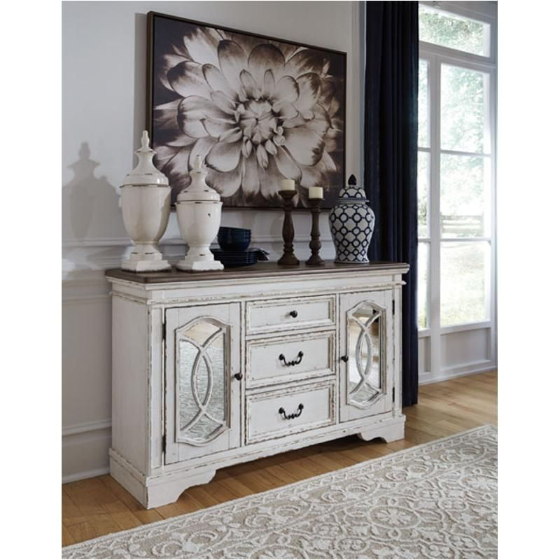 D743-60 Ashley Furniture Realyn Dining Room Server in 2019 ...
