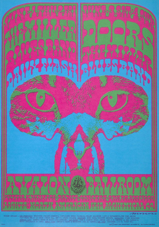 Concert Poster 1960s