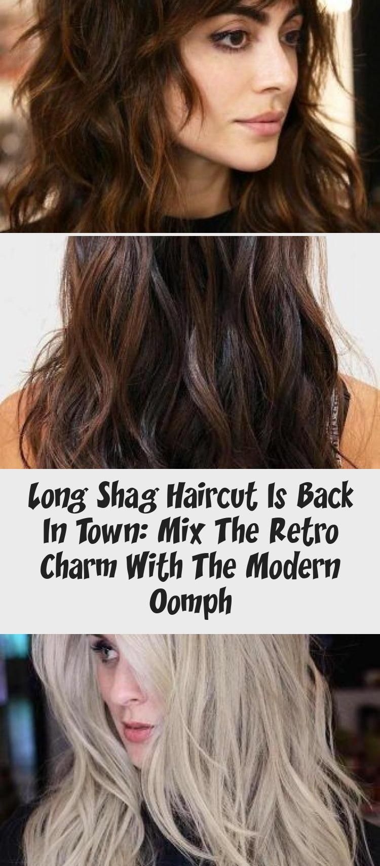 Super Long Shag Haircut  Nothing can compare to the beautifying power of the long shag haircut Check out our ideas to get what we mean Modern shaggy hairstyles with chopp...