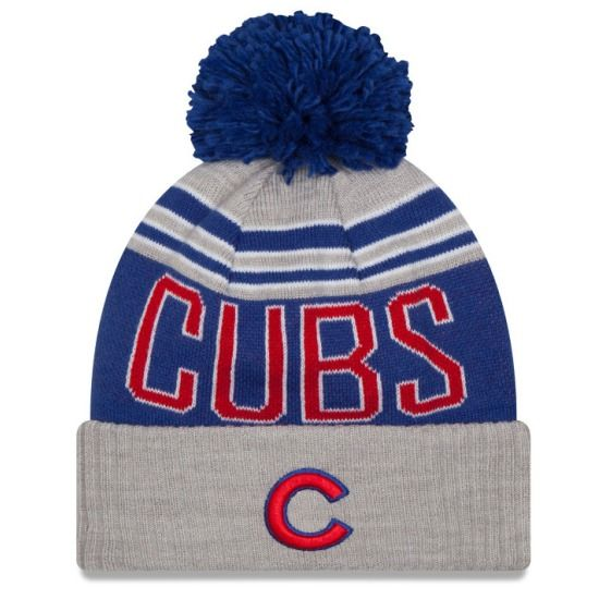 Chicago Cubs Winter Blaze Knit Cap by New Era