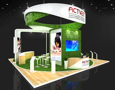 """Check out new work on my @Behance portfolio: """"ACTVET STAND"""" http://be.net/gallery/35076653/ACTVET-STAND"""