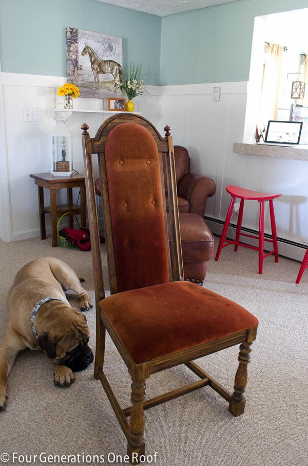 How To Reupholster A Dining Room Chair Best How To Reupholster A Dining Chair  Dining Chairs Air Compressor Decorating Design