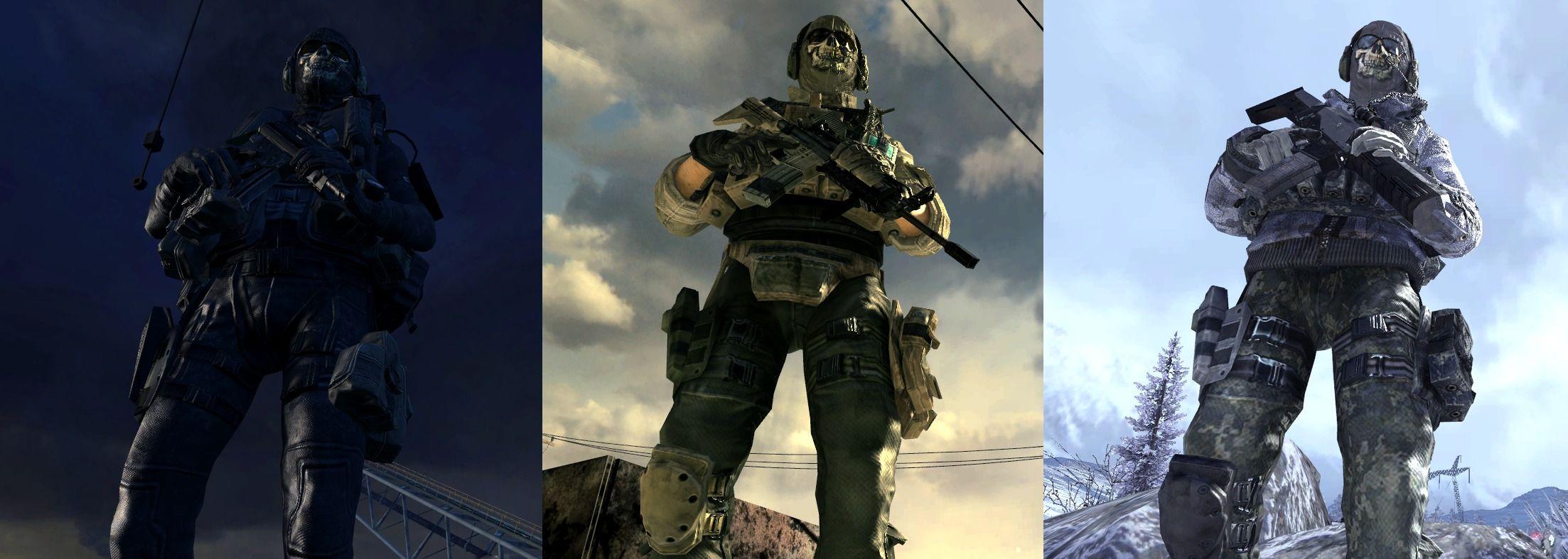 Call of Duty: Modern Warfare 2 - Simon