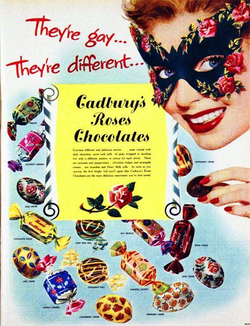 Cadbury's Roses Chocolates