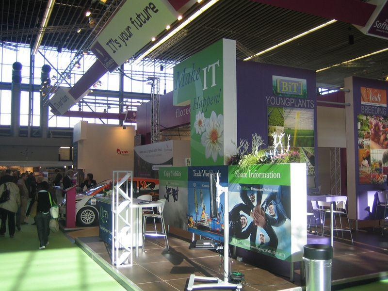 Q-ray - Horti Fair 2008
