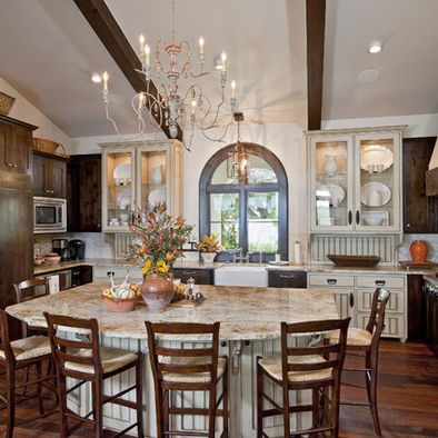 Kitchen Island With Seats Design, Pictures, Remodel, Decor and Ideas