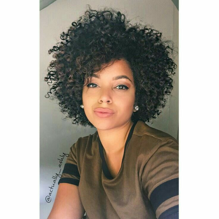 Curly short Hair … | Pinterest | Curly short, Short hair and Curly