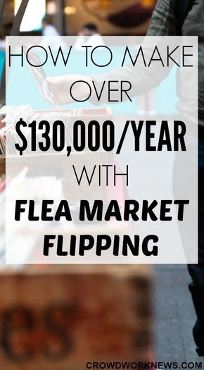 How to Make Money with Flipping Thrift Store Items