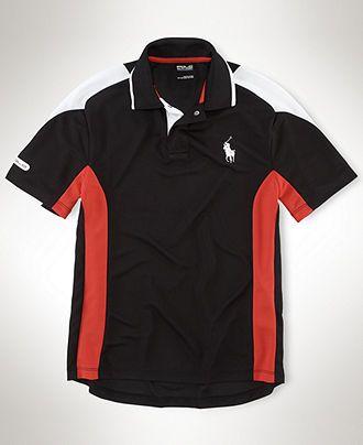 1448b543b Ralph Lauren Kids Shirt, Boys Active Polo Shirt - Kids Ralph Lauren  Childrenswear - Macy's