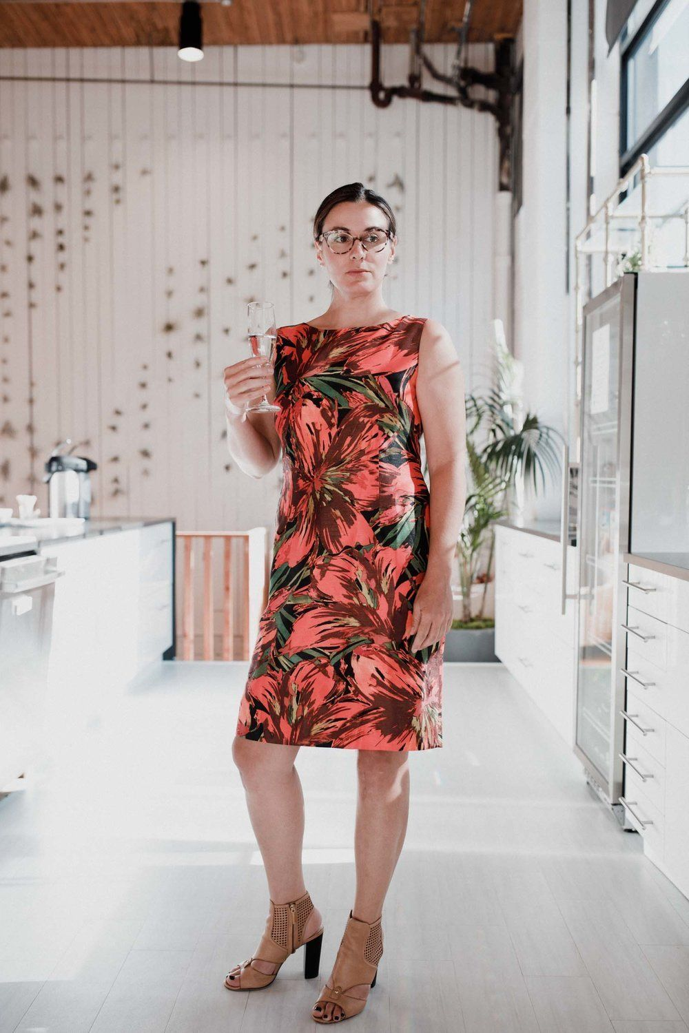Stand Out With These Cute Work Dresses The Curated Column From Armoire Dresses For Work Summer Work Dresses Dresses [ 1500 x 1000 Pixel ]