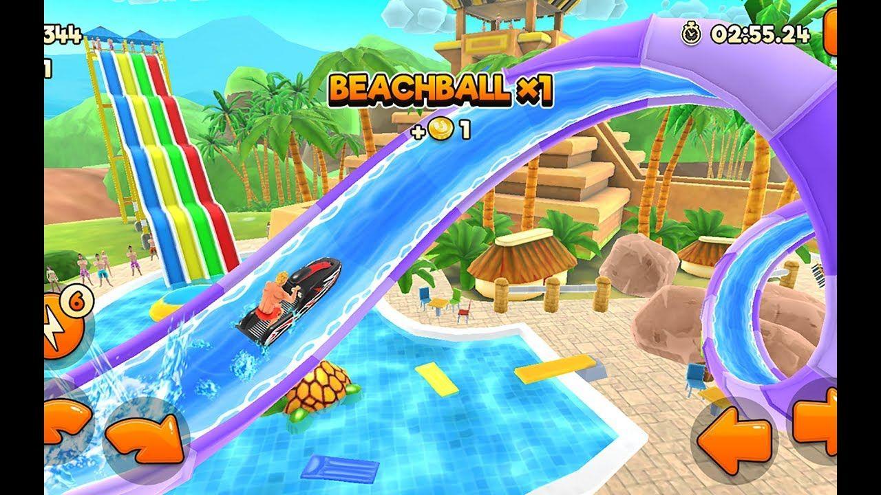 Uphill Rush Racing Water Park Thrill Waterslide Park Simulator Climb Rus Tool Hacks Rush Games Rush