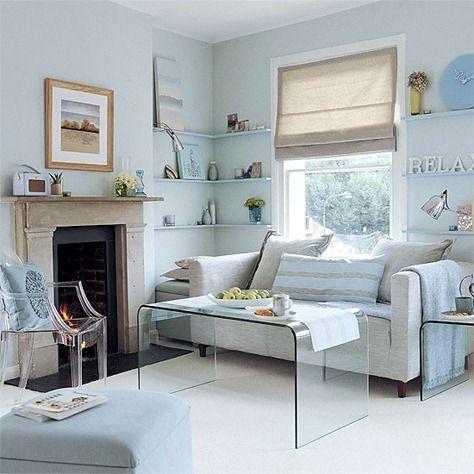 Confort y practicidad en un sal n peque o es posible toma nota decoraci n muebles sala - Confort y muebles ...