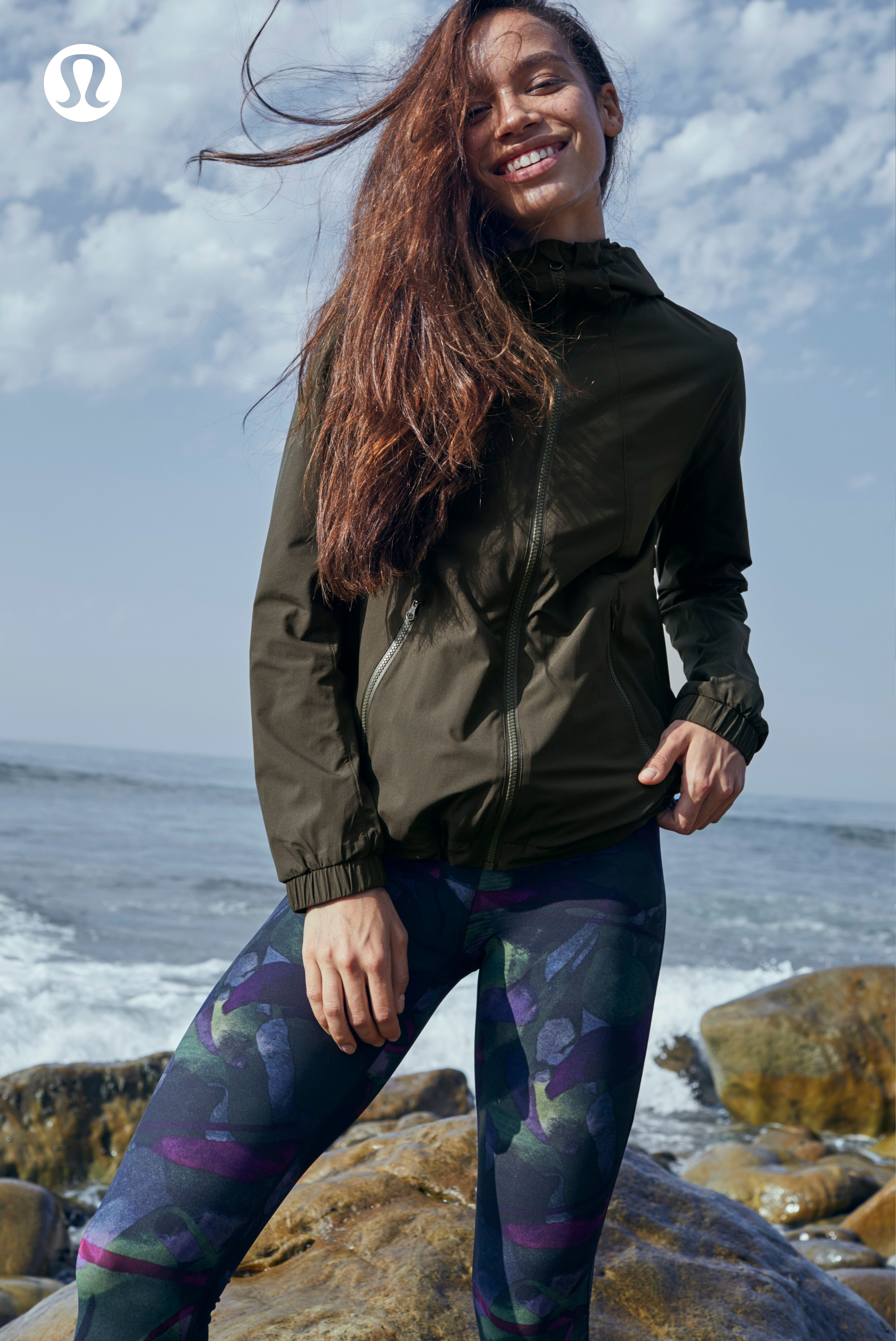 Fall Adventures Start With Intentionally Designed Outerwear Yoga Clothes Clothes Athletic Outfits [ 4583 x 3063 Pixel ]