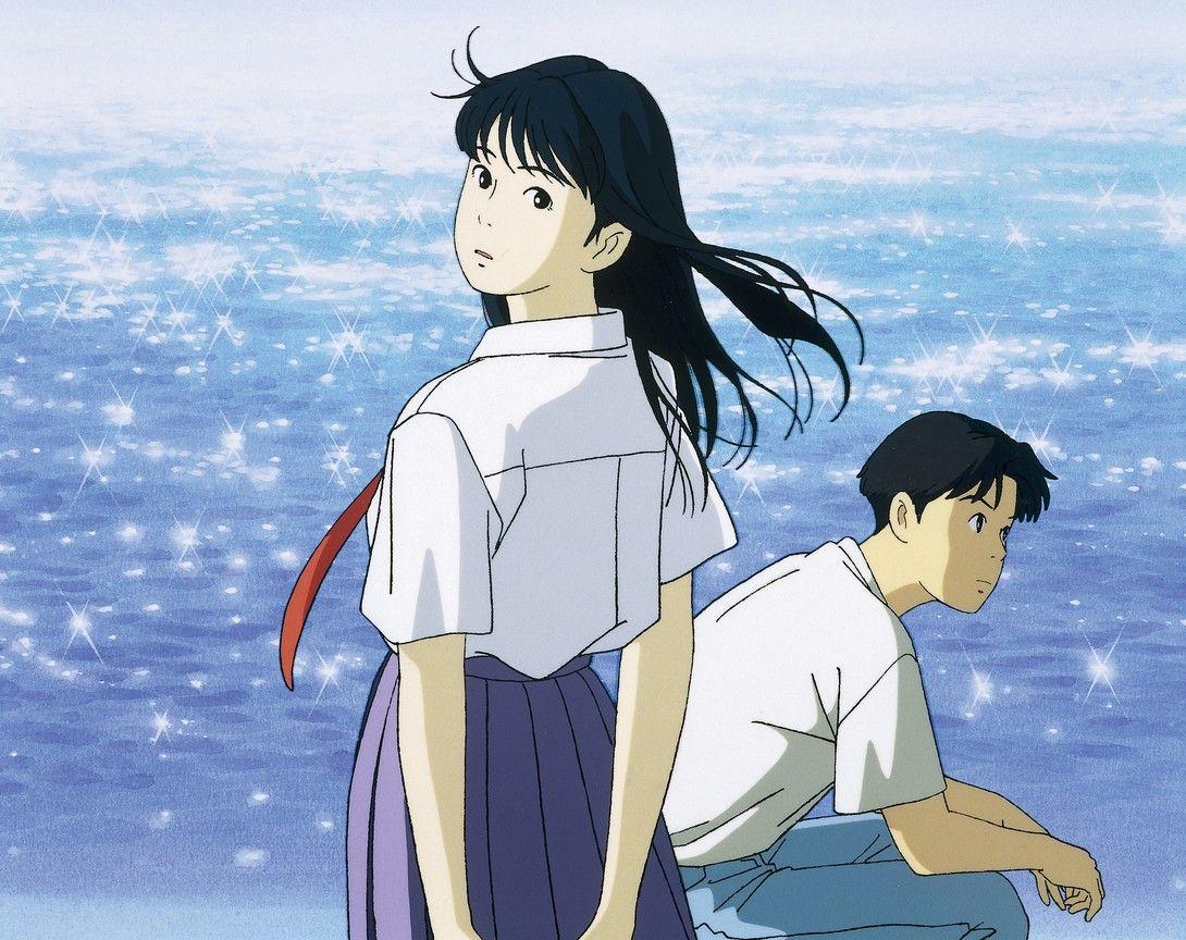 Ocean Waves Movie Image 1 Studio Ghibli Ghibli Movies