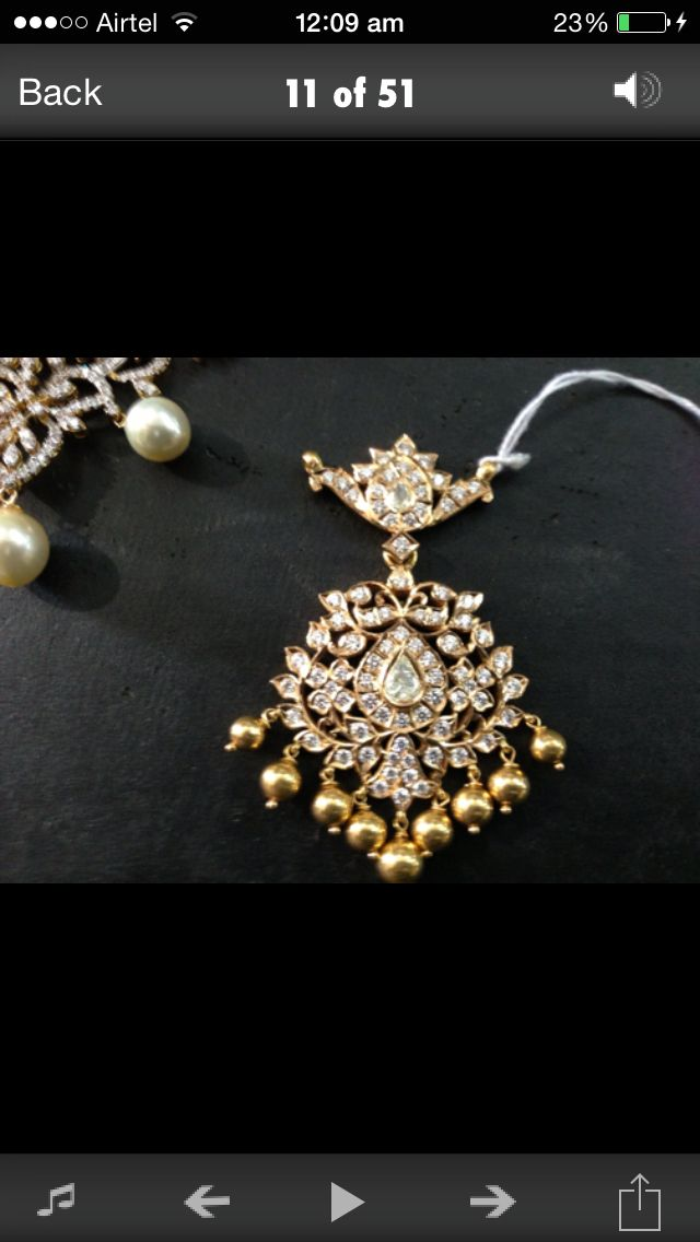 Closed Setting Diamond Pendant Bridal Jewelry Diamond Pendant