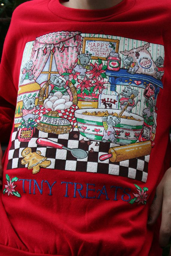 Ugly Christmas Sweater from Grandma