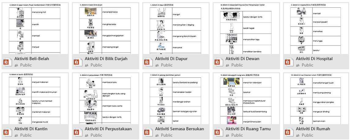 Explore Vocabulary Building Kid Activitieore